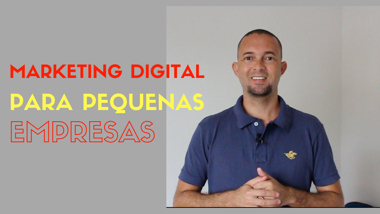 mkt digital para pequenas empresas